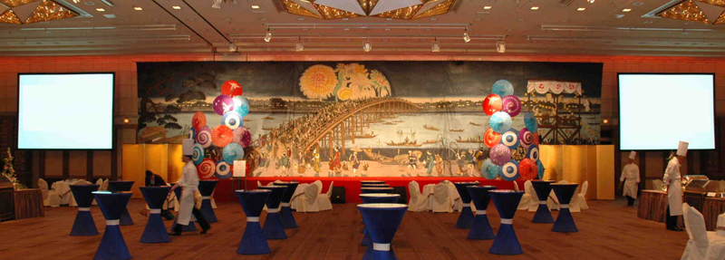 Japanese Theme Party | Event Services Inc  for MICE events